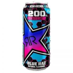 Rockstar XD Power Blue Raz 500ml