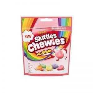 Skittles Fruits Chewies Bag 196g