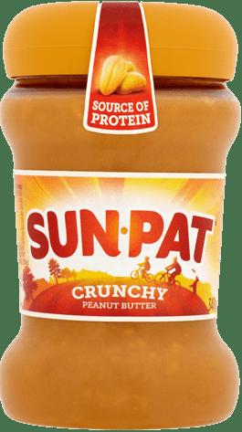 Sun-Pat Crunchy Peanut Butter 300g