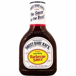 Sweet Baby Rays BBQ Original Sauce 510g