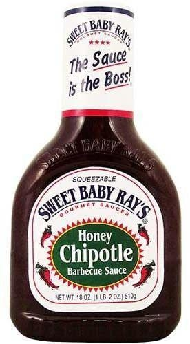 Sweet Baby Rays Honey Chipotle 510g