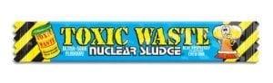 Toxic Waste Nuclear Sludge Bar Blue 20g