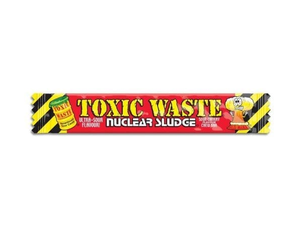 Toxic Waste Nuclear Sludge Sour Cherry 20g