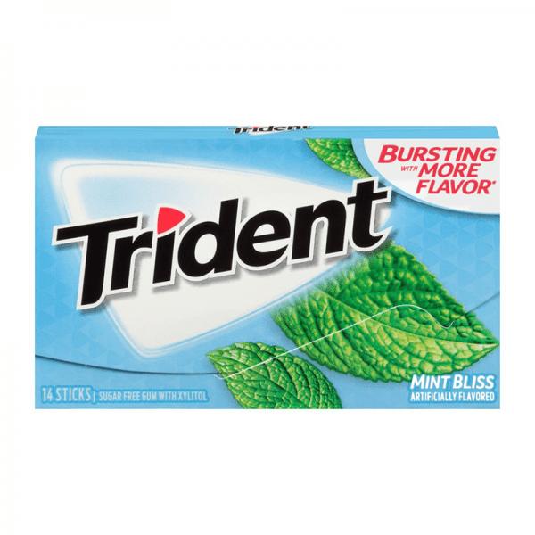 Trident Mint Bliss 14 ks 27 g