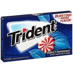 Trindent Perfect Peppermint 14pc
