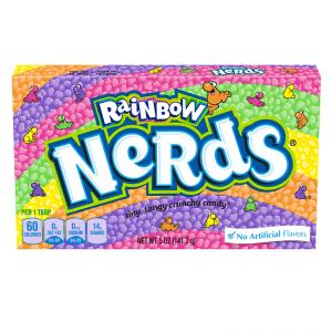 Wonka Rainbow Nerds 142g