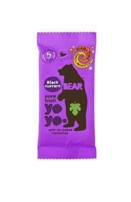 Yoyo Bear Blackcurrant 20g