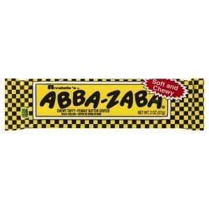 Annabelle's Abba-Zabba 57g