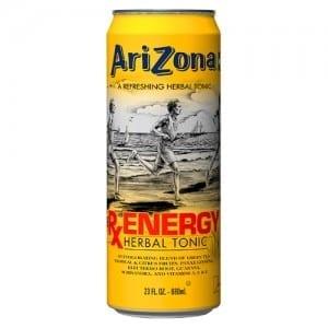 Arizona RX Energy Herbal 680ml