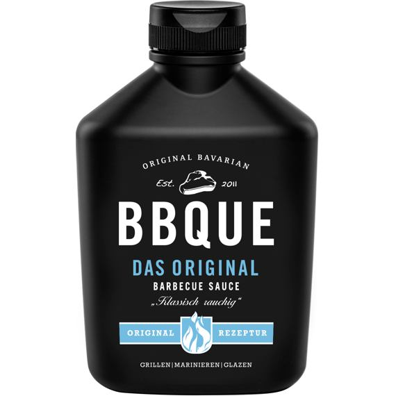 BBQUE Original Sauce 400ml
