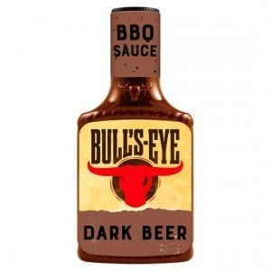 Bulls Eye Dark Beer Sauce 300ml