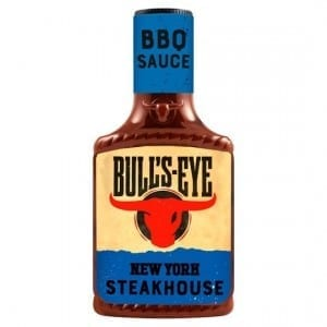 Bulls Eye Steakhouse Sauce 300ml