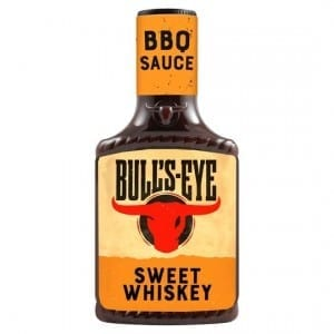 Bulls Eye Sweet Whisky Sauce 300ml
