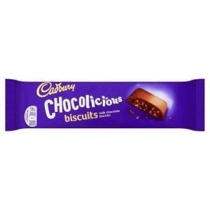 Cadbury Chocolicious 110 g