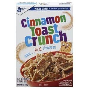 Cinnamon Toast Crunch 340g