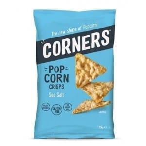 Pop Corners Sea Salt 85g