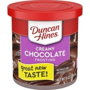Duncan Hines Milk Chocolate Frosting 454g