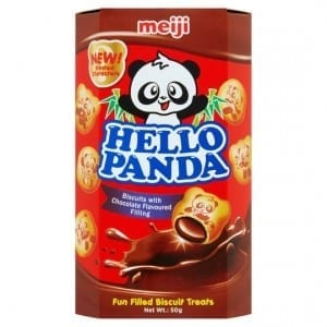 Hello Panda Chocolate 50g