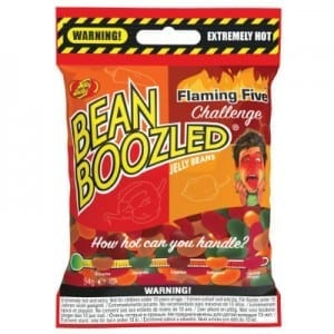 Jelly Belly Bean Boozled Flamin Five 54g