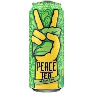 Peace Tea Green Tea 695ml