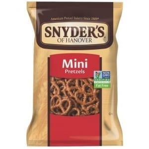 Snyder's Mini Pretzels 42g
