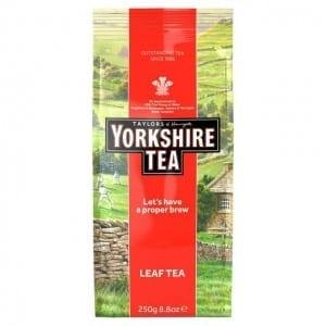 Taylors Yorkshire Tea loose 250g