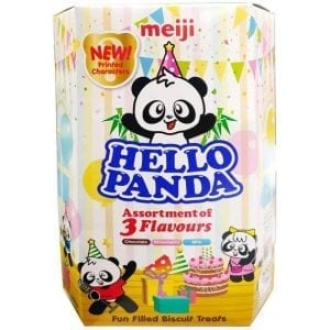 Assorted Hello Panda Giant Box 260g