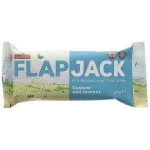 Flapjack Cashew & Coconut 80g