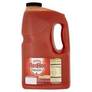 Frank's RedHot Original Cayenne Pepper Sauce 3,78 l