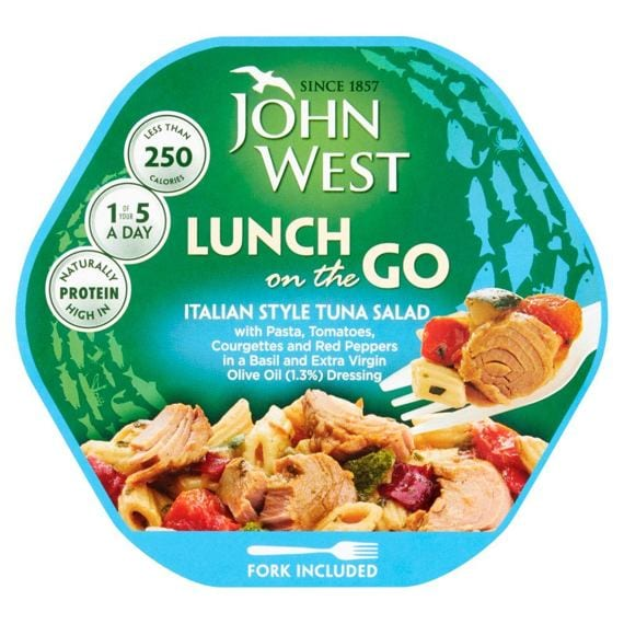 John West Italian Style Tuna Salad 220 g