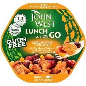 John West Mexican Style Tuna Salad 220 g