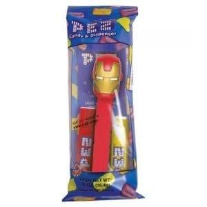 PEZ Favorites Mix Avengers 16,4 g