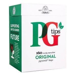 PG Tips 160 ks 464 g