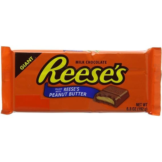 Reese's Giant Peanut Butter Milk Chocolate 192 g