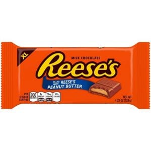 Reese's XL Peanut Butter Milk Chocolate 120 g