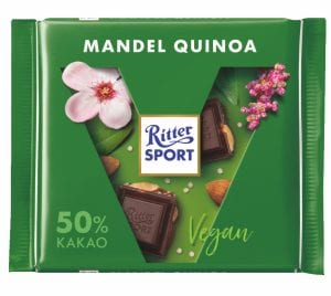 Ritter Sport Vegan Mandel Quinoa 100g