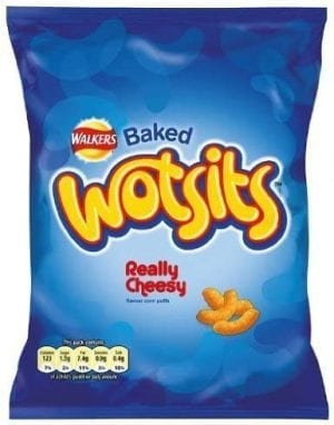 Wotsits Cheese 50g