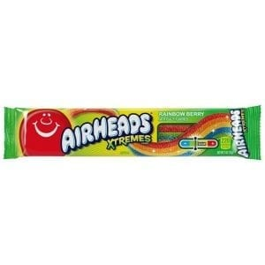 Airheads Xtremes Sour Rainbow Berry Bites 57 g