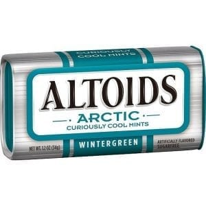 Altoids Arctic Wintergreen 34g