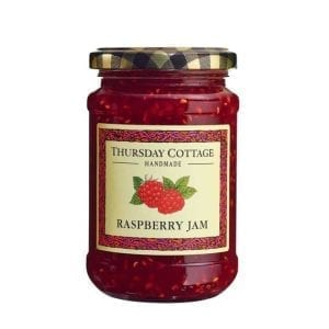 Thursday Cottage Jam, Raspberry 340G