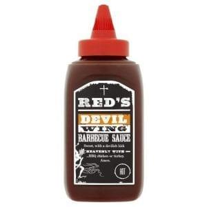 Red's Devil Wing BBQ Sauce 320g