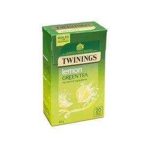 Twinings Lemon Green Tea 20 sáčkov