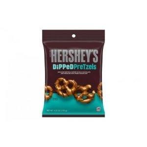 Hershey's Dipped Pretzels Milk Chocolate 120 g