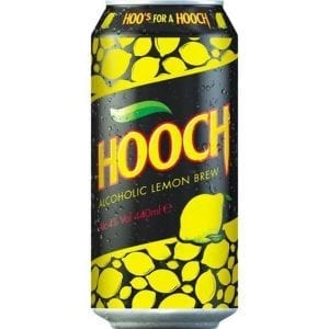 Hooch Lemon Can 440ml