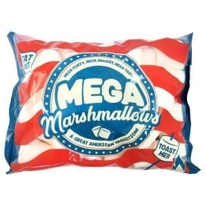 Mega Marshmallows 550g