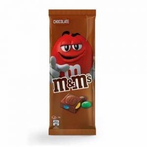 M&M's Block Chocolate 165g