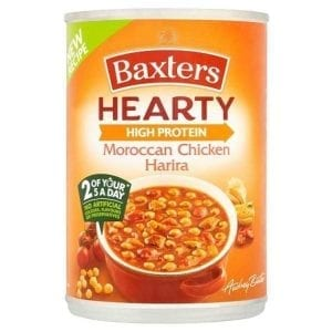 Baxters Hearty Moroccan Harira Soup 400g