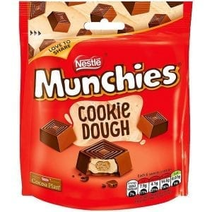 Munchies Cookie Dough Pouch 101g