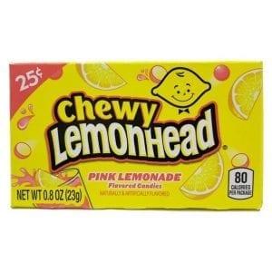 Chewy Lemonhead Pink Lemonade 23g