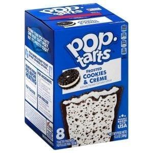 Pop Tarts Cookies & Cream 400 g